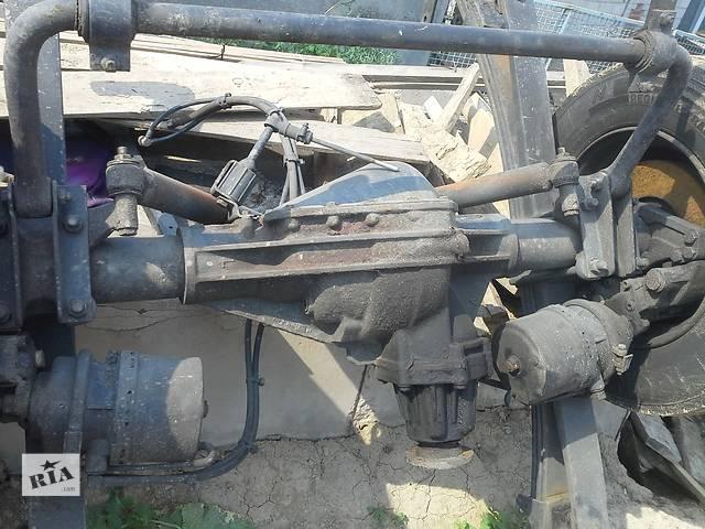 продам б/у Задний/передний мост/балка, подвеска, амортиз Мост ведущий задний Грузовики MAN L 2000 1999 бу в Виннице