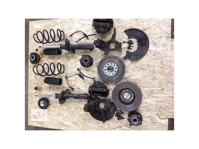 бу б/у Задний/передний мост/балка, подвеска, амортиз Опора амортизатора Легковой Volkswagen Caddy в Ковеле