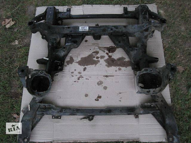 купить бу б/у Задний/передний мост/балка, подвеска, амортиз подрамник Легковой BMW X6 2010 в Сумах