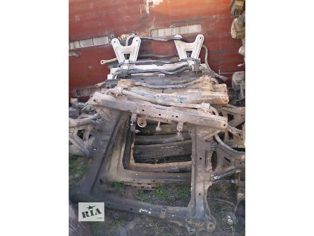 бу б/у Задний/передний мост/балка, подвеска, амортиз Подрессорник Легковой Renault Kangoo в Радивилове