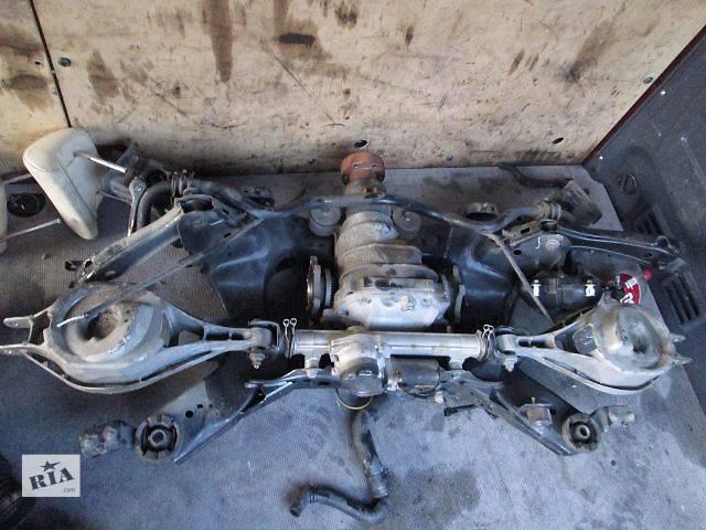 б/у Задний/передний мост/балка, подвеска, амортиз Подвеска Легковой Infiniti FX 2010- объявление о продаже  в Ковеле