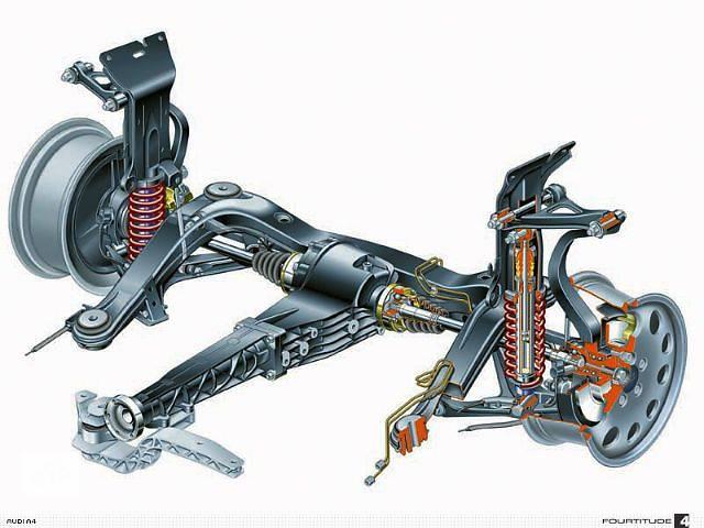 б/у Задний/передний мост/балка, подвеска, амортиз полуось в сборе Легковой Nissan Maxima QX 2002- объявление о продаже  в Украинке