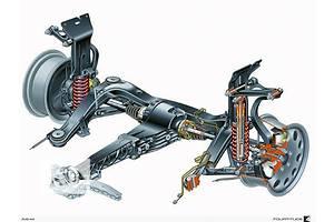 б/у Амортизаторы задние/передние Mazda 323F