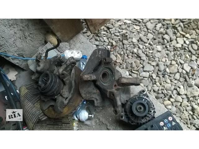 бу б/у Задний/передний мост/балка, подвеска, амортиз Поворотный кулак Легковой Fiat Scudo 2005 в Стрые