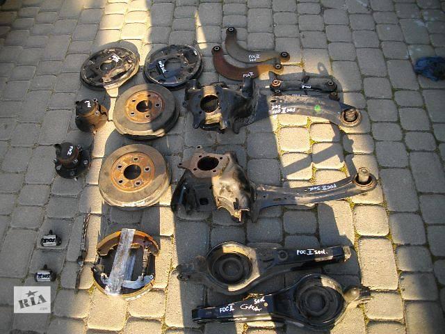 купить бу б/у Задний/передний мост/балка, подвеска, амортиз Рычаг Легковой Ford Focus Седан в Львове