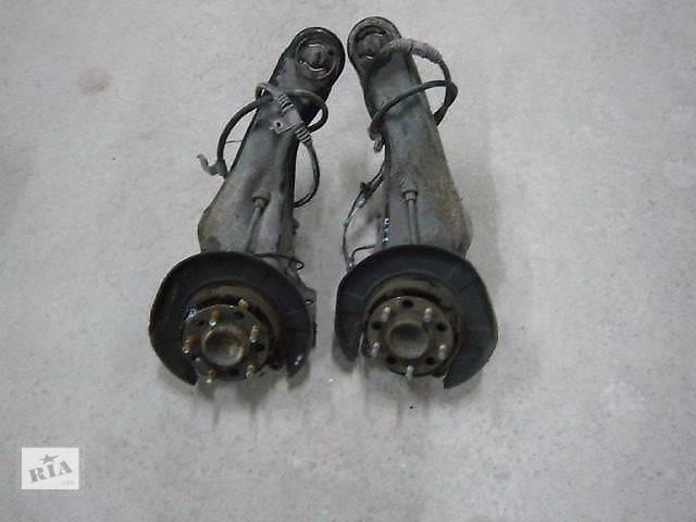 продам б/у Задний/передний мост/балка, подвеска, амортиз Рычаг Легковой Mitsubishi Lancer X бу в Луцке