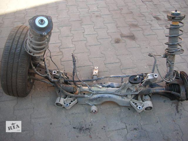б/у Задний/передний мост/балка, подвеска, амортиз Стабилизатор Легковое авто Skoda Fabia 2005- объявление о продаже  в Ковеле