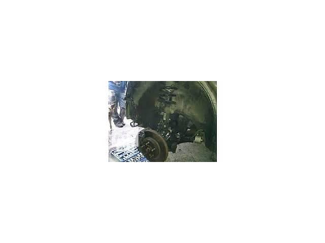 купить бу б/у Задний/передний мост/балка, подвеска, амортиз Ступица задняя/передняя Легковой Chevrolet Captiva 2007 в Киеве