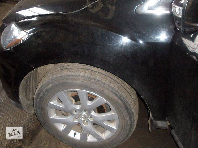бу б/у Задний/передний мост/балка, подвеска, амортиз Цапфа Легковой Mazda CX-7 Кроссовер 2008 в Луцке