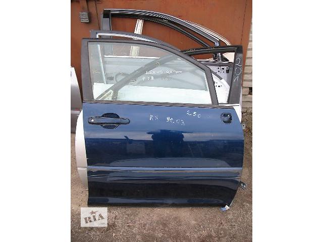 Б/у замок двери для легкового авто Lexus RX 2000- объявление о продаже  в Луцке