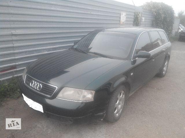 купить бу Б/у замок двери для седана Audi A6 2001 в Львове
