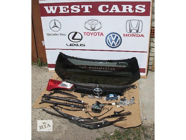Б/у замок крышки багажника для легкового авто Toyota Rav 4 2013- объявление о продаже  в Луцке