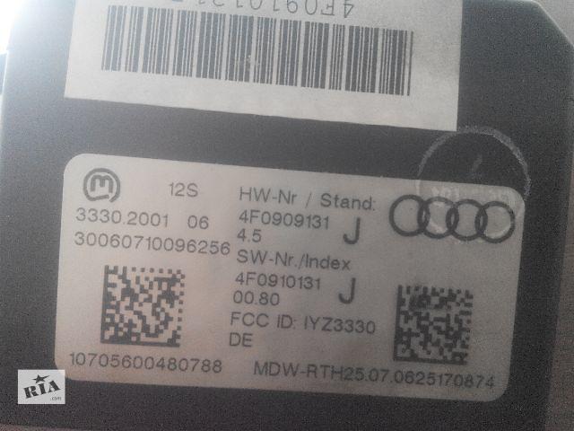 бу Б/у Замок зажигания на Ауди А6 С6 4F0909131J для легкового авто Audi A6 2007 в Львове