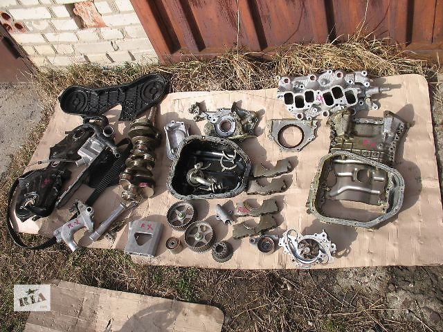 купить бу Б/у защита ремня грм для легкового авто Lexus RX 2006 в Луцке