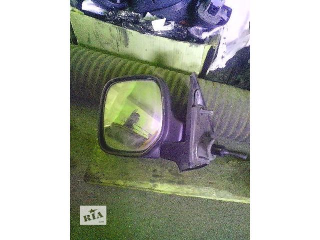 купить бу Б/у зеркало левое механическое для легкового авто Citroen Berlingo в Ковеле
