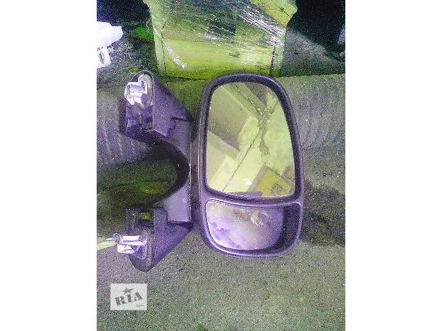 бу Б/у зеркало правое механическое для легкового авто Renault Trafic в Ковеле