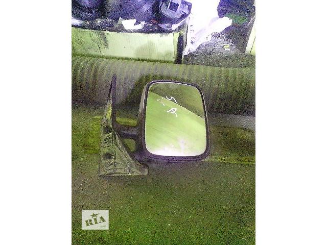 бу Б/у дзеркало праве механічне для легкового авто Volkswagen T4 (Transporter) в Ковеле
