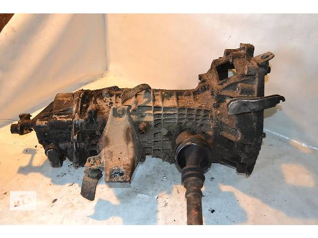 бу Б/уКПП Легковой Renault 21 2,1D в Ковеле