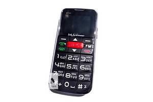 Бабушкофон Muphone M7700 - Крупные кнопки и шрифт, очень громкий!