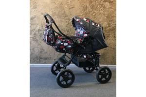 Новые Детские коляски трансформеры Trans baby