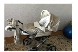б/у Детские коляски трансформеры Silver Cross