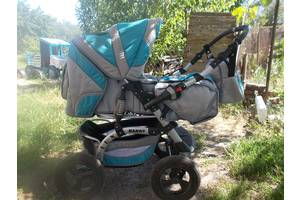 б/в Дитячі коляски трансформери Nania