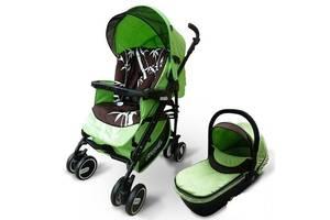 б/в Детские коляски трансформеры Everflo