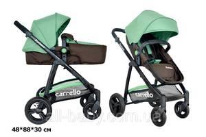 Новые Детские коляски трансформеры Carrello