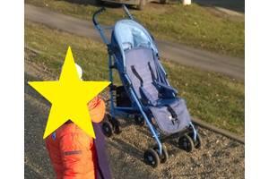 б/в Детская коляска трость