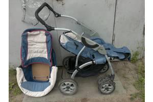 б/у Классическая детская коляска Chicco
