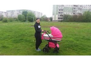 б/в Детские универсальные коляски Trans baby