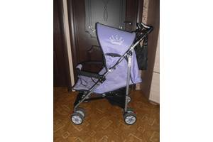 б/у Детская коляска трость Bambi
