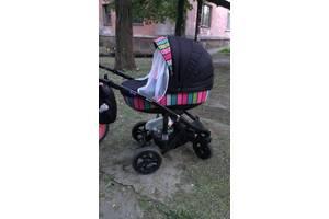 б/в Дитячі коляски трансформери Adamex