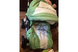 б/у Детские коляски трансформеры Adbor
