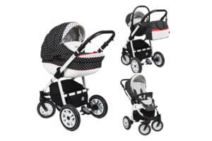 Новые Детские универсальные коляски Dada Paradiso Group