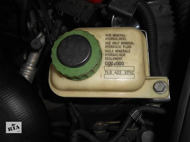 купить бу  Бачок жидкости гидроусилителя Volkswagen Touareg Volkswagen Touareg (Фольксваген Туарег) 2003г-2009г в Ровно