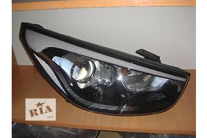 Новые Фары Hyundai IX35