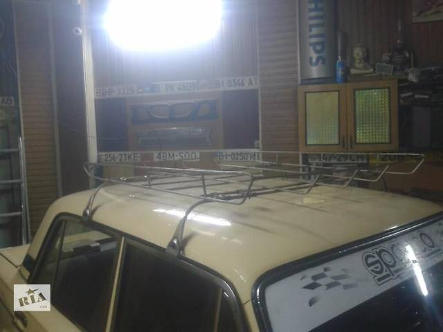 Багажник для автомобилей ВАЗ, Москвич- объявление о продаже  в Кременчуге