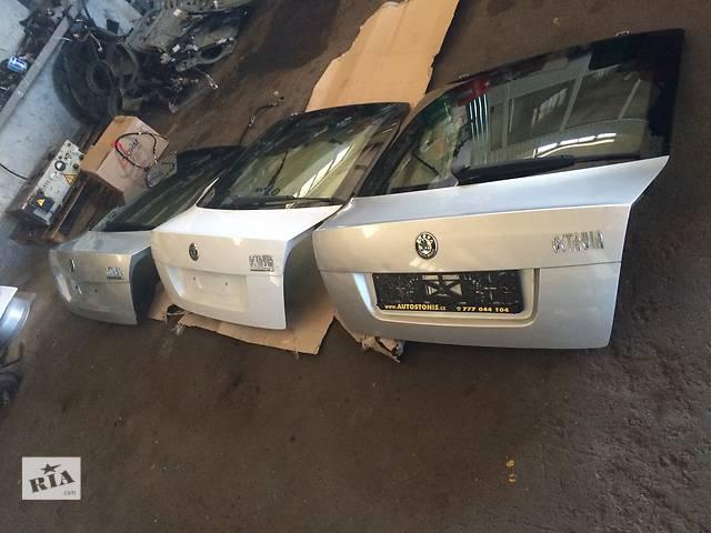 Багажник для легкового авто Skoda Octavia A5- объявление о продаже  в Кривом Роге