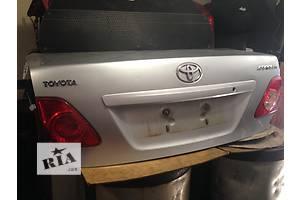 б/у Багажник Toyota Corolla