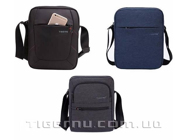 Качественные сумки через плечо Tigernu - для документов, планшета 10,1 дюймов- объявление о продаже  в Киеве