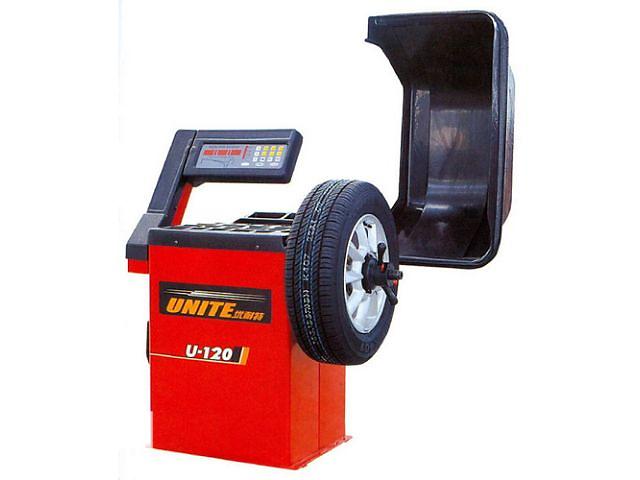продам Балансировочный станок для колес легковых автомобилей UNITE. бу в Киеве