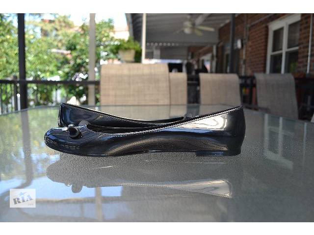 купить бу Балетки Marc by Marc Jacobs Rubber Ballet Flats, оригинал  в Одессе