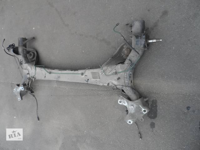 продам Балка задней подвески Renault Megane II Рено Меган 2 1.5 DCI бу в Ровно