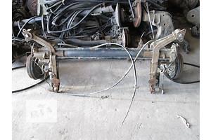 б/у Балка задней подвески Citroen Berlingo груз.