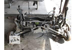 б/у Балка задней подвески Fiat Doblo