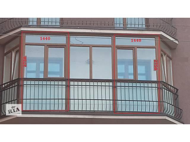 купить бу Балконна рама WDS  дешево!!!! в Ивано-Франковске