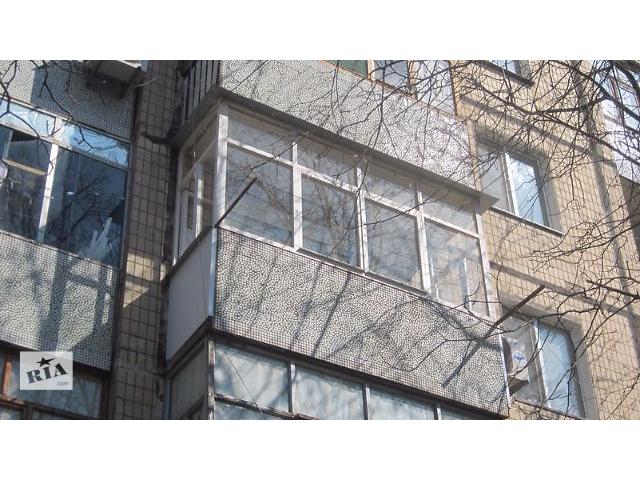 бу Балконные рамы из дерева ( сухая сосна ) недорого в Кривом Роге
