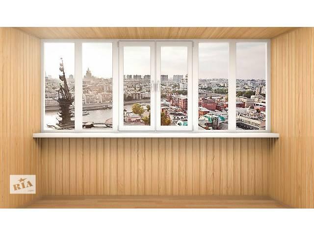 продам Балконы и лоджии под ключ бу в Николаеве