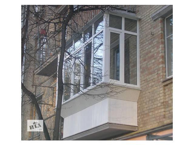 Застеклить балкон в киеве! москитки в подарок!, киев.